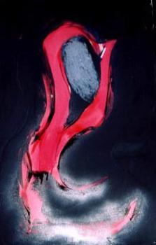 piede rosso
